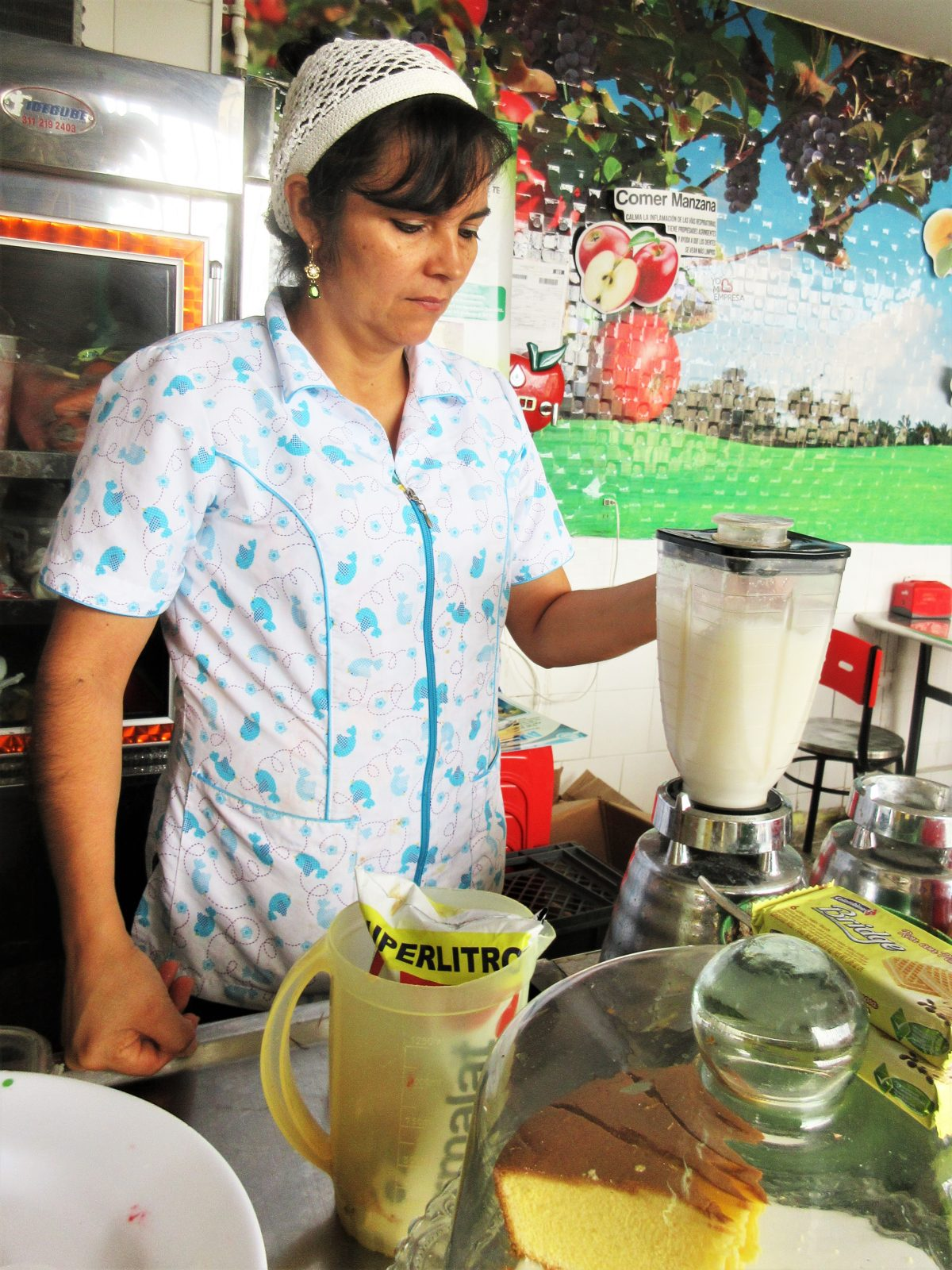 Healthy, Fresh Colombian Fruit Juices