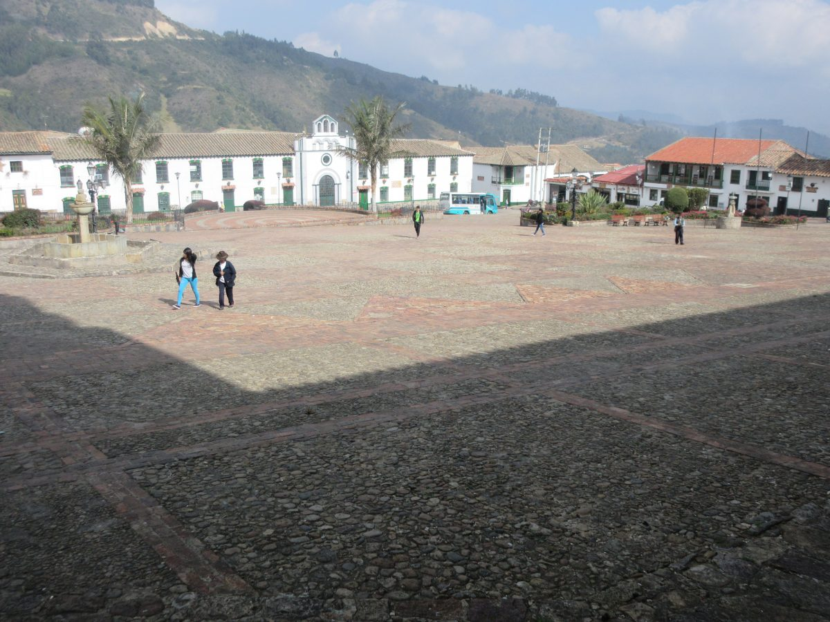 Villa de Leyva and Mongui – the beautiful villages of Boyaca'