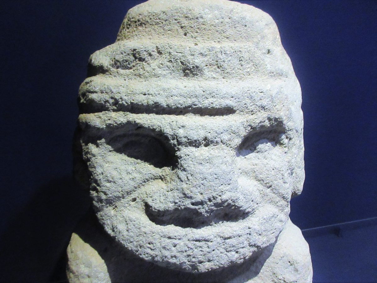 Travel: San Agustin – archeology – stone sculptures – pre-Colombian mystery