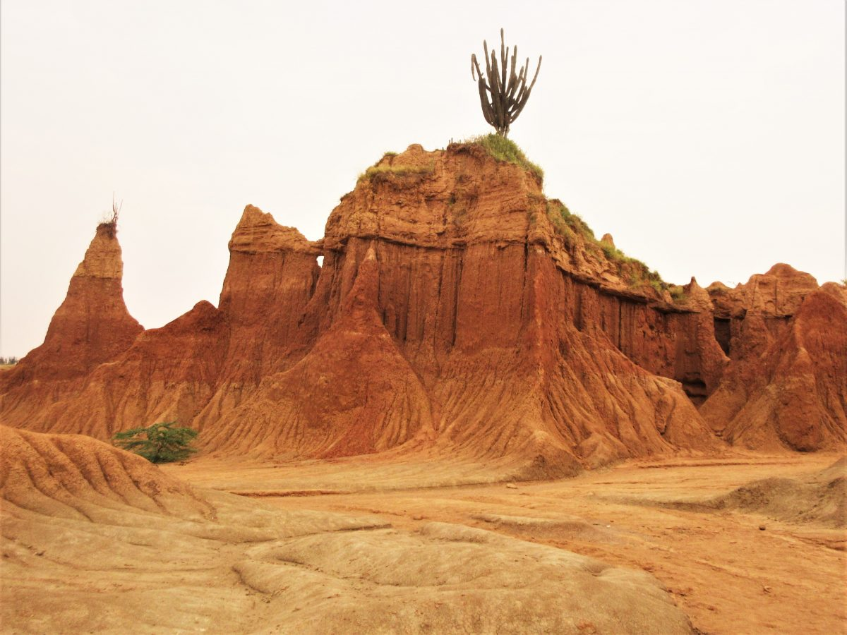 Tatacoa Desert  and the Valley of Sorrows