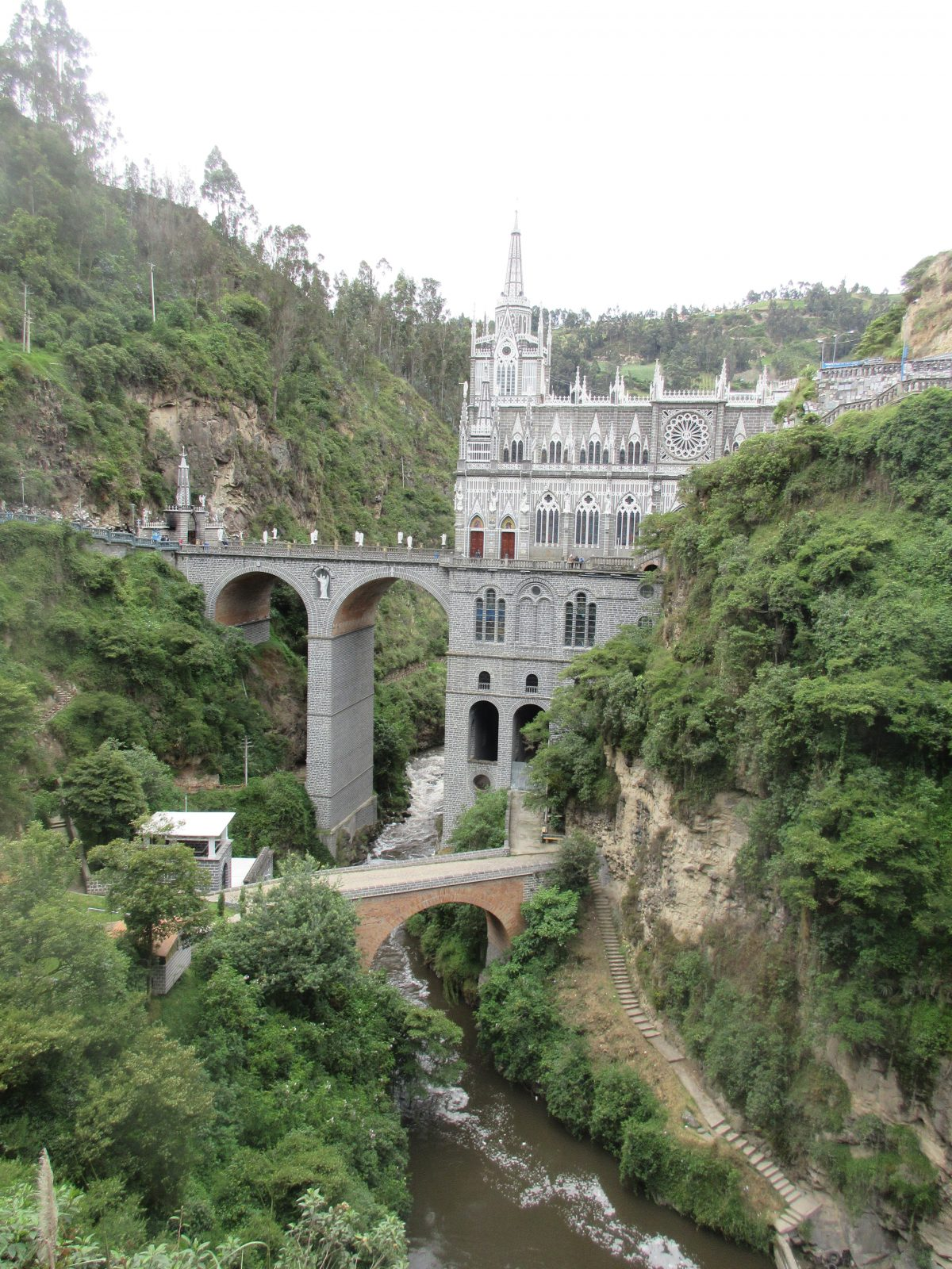 Las Lajas – Colombia's Most Beautiful Church