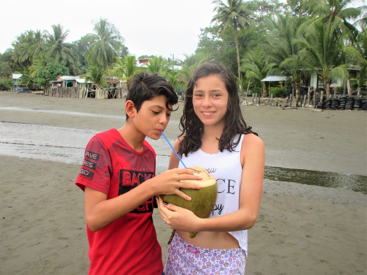 The Pacific Beaches around Buenaventura