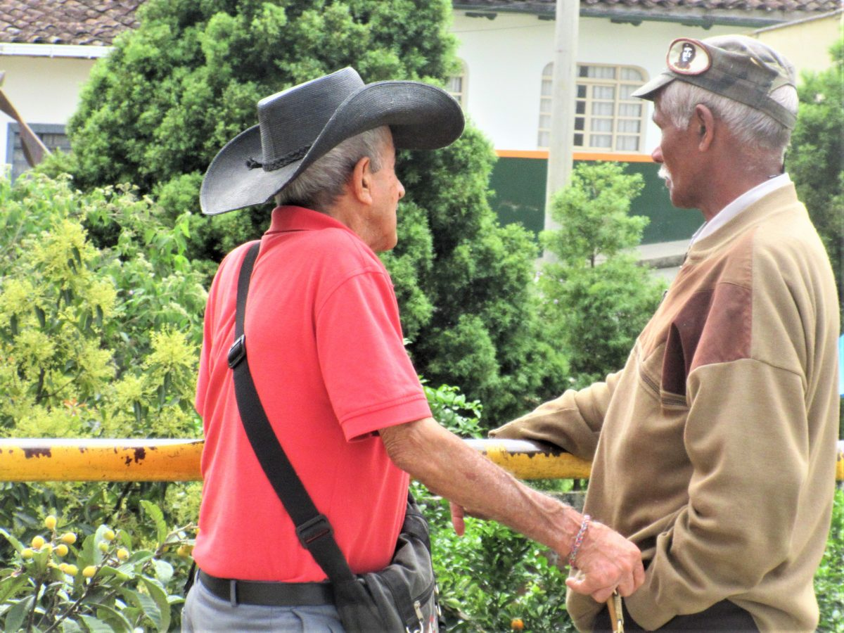 Snowbirds in Colombia and Other Forms of Tourism