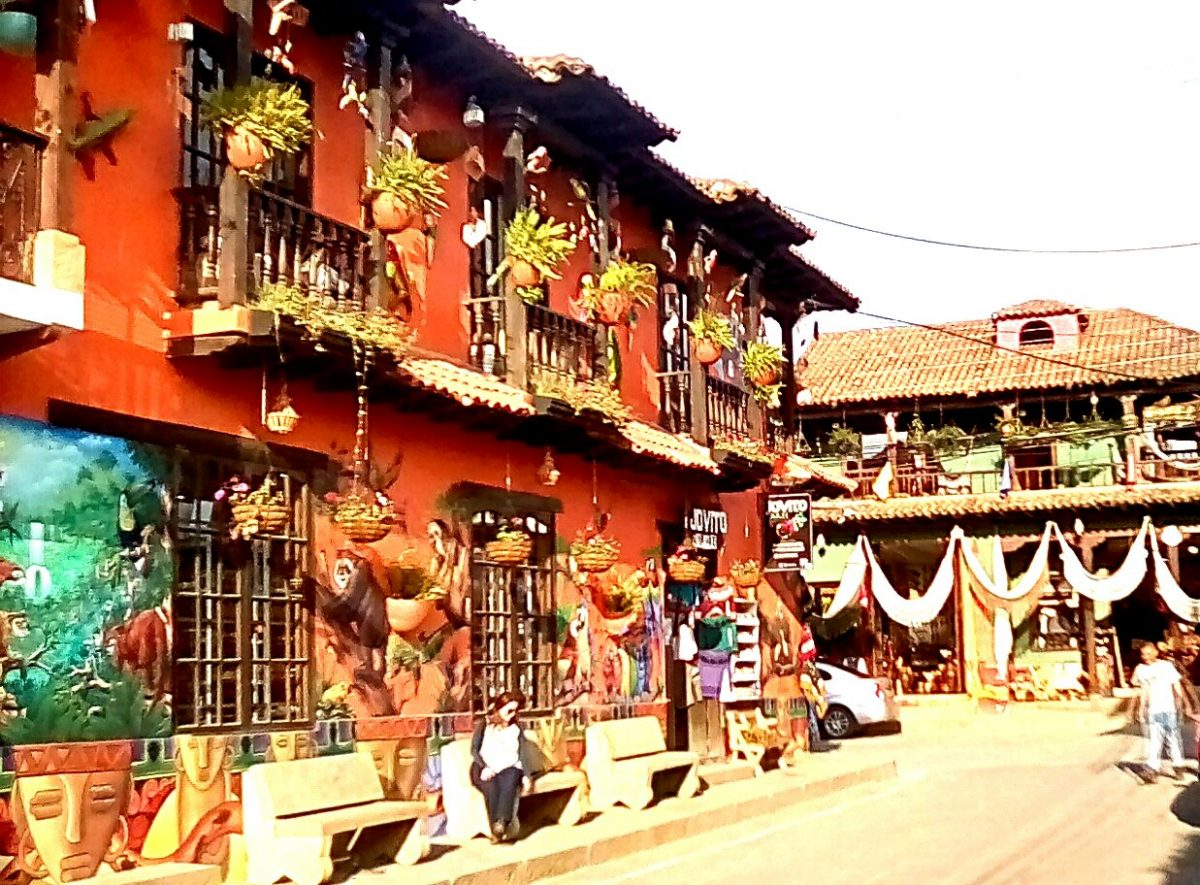 Raquira – the Pottery Capital of Colombia
