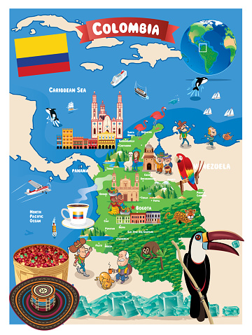 Arts and  Crafts Tourism – Colombia