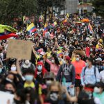Colombia Travel During Covid and the Protests of 2021